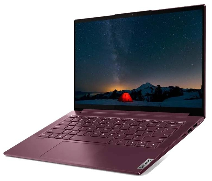 "null Ноутбук Lenovo ""Yoga Slim 7 14IIL05"" 82A10084RU . null."