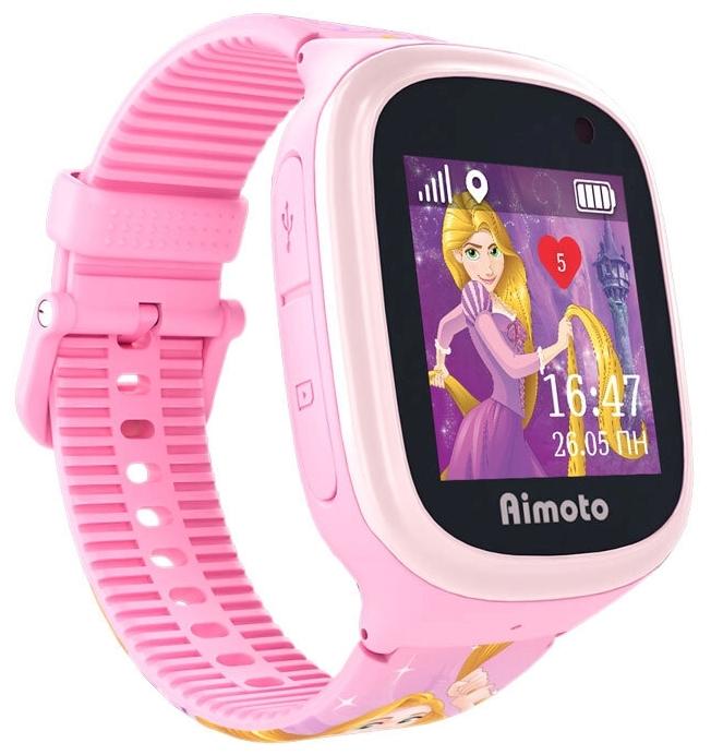 "null Умные часы KNOPKA ""AIMOTO RAPUNZEL"" 9301104, розовый . null."