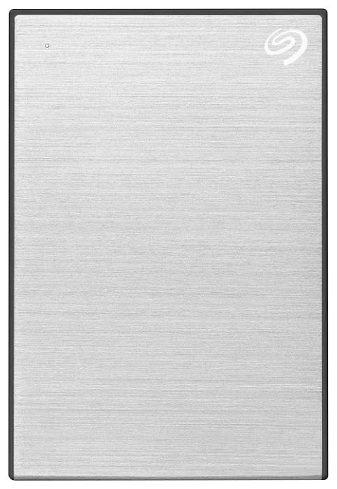 """Внешний жесткий диск 4ТБ 2.5"""" Seagate """"One Touch"""" STKC4000401, серебр.-черный"""