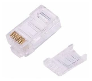 """Коннектор RJ-45 Atcom """"AT4373"""", для UTP кабеля 6 кат."""