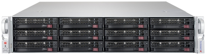 "Платформа 2U 19"" RM Supermicro ""SuperServer SYS-6029P-WTRT"""