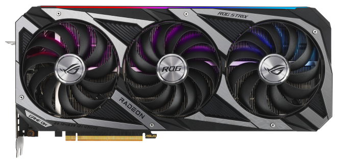 "Видеокарта ASUS ""Radeon RX 6700 XT"" ROG-STRIX-RX6700XT-O12G-GAMING"