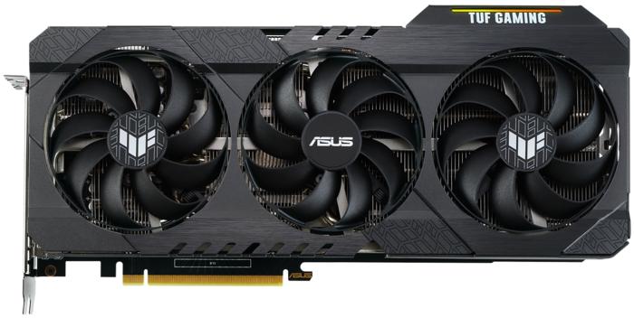 "Видеокарта ASUS ""GeForce RTX 3060 Ti"" TUF-RTX3060TI-O8G-V2-GAMING"