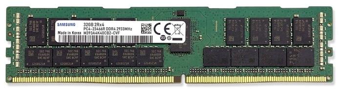 Модули памяти для серверов и раб. станций