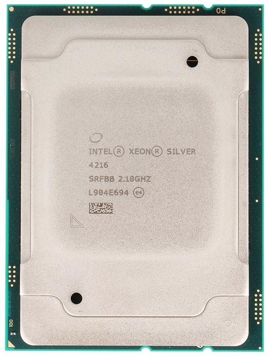 """Процессор Intel """"Xeon Silver 4216"""""""