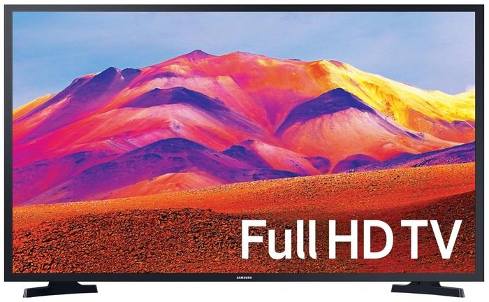 "Телевизор 32"" Samsung ""FHD 4K Smart TV T5300"" UE32T5300AUXRU, черный"