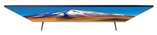 """null Телевизор 50"""" Samsung """"Crystal UHD 4K Smart TV TU7090"""" UE50TU7090UXRU, титан. null."""
