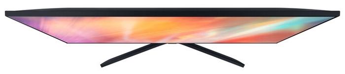 "null Телевизор 50"" Samsung ""UHD Smart TV UE50AU7500UXRU"", титан. null."