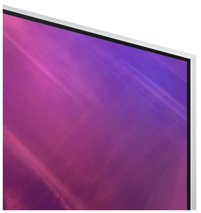 """null Телевизор 50"""" Samsung """"UHD Smart TV UE50AU9010UXRU"""", белый. null."""