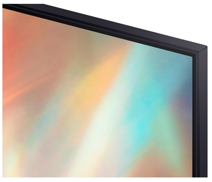 "null Телевизор 65"" Samsung ""UHD Smart TV UE65AU7100UXRU"", титан. null."