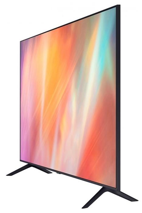 "null Телевизор 70"" Samsung ""UHD Smart TV UE70AU7100UXRU"", титан. null."
