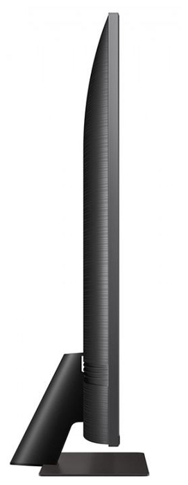 "null Телевизор 50"" Samsung ""QLED UHD 4K Smart TV QE50Q80AAUXRU"", темно-серебр.. null."