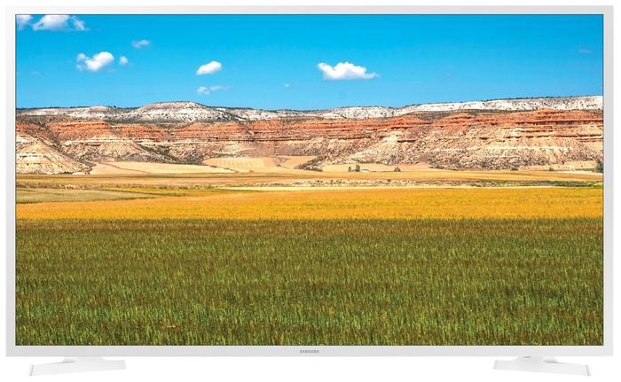"Телевизор 32"" Samsung ""HD Smart TV T4500"" UE32T4510AUXRU, белый"
