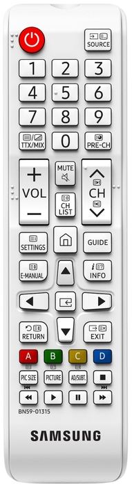"null Телевизор 32"" Samsung ""HD Smart TV T4500"" UE32T4510AUXRU, белый. null."