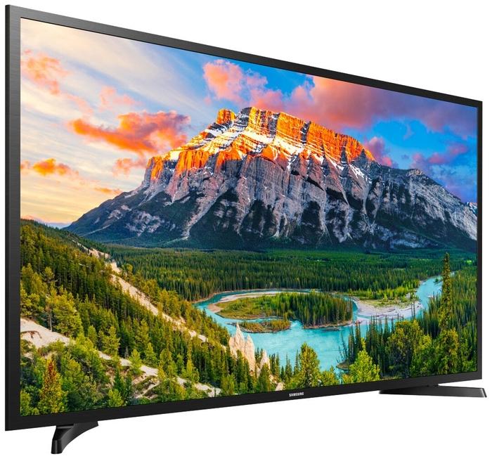 """null Телевизор 32"""" Samsung """"FHD TV N5000"""" UE32N5000AUX, черный. null."""