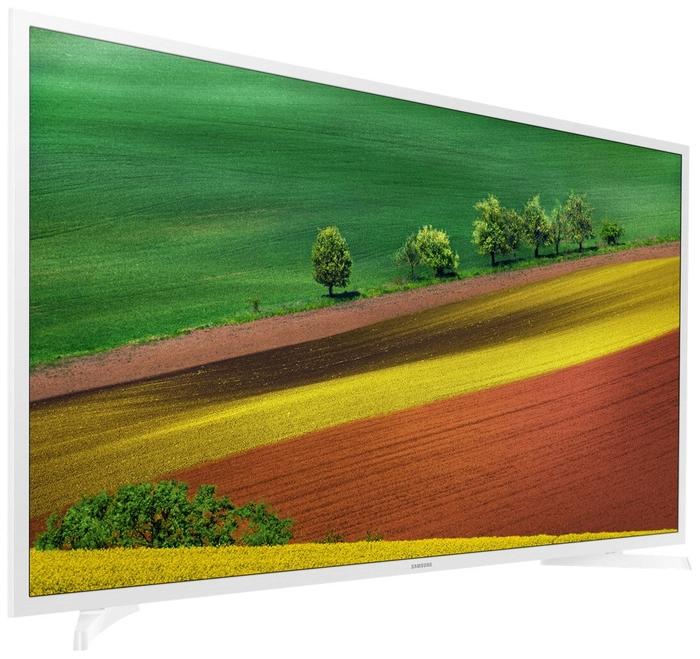"""null Телевизор 32"""" Samsung """"HD Flat TV N4000"""" UE32N4010AUX, белый. null."""