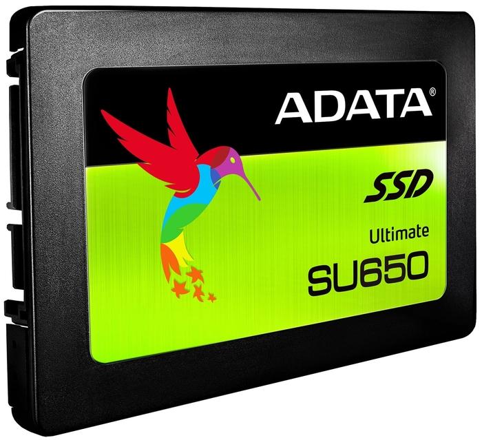 "SSD диск 960ГБ 2.5"" ADATA ""Ultimate SU650"" ASU650SS-960GT-R"