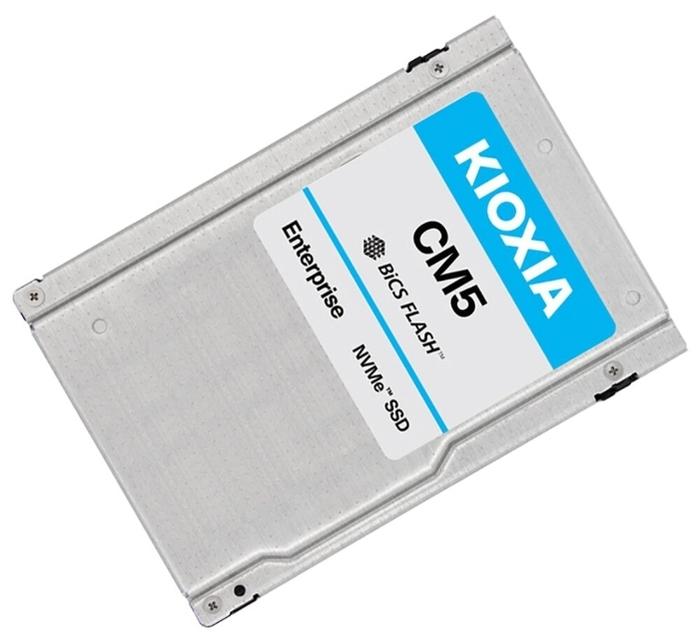 """SSD диск 3.2ТБ 2.5"""" Toshiba """"KIOXIA CM5-V"""" KCM51VUG3T20"""