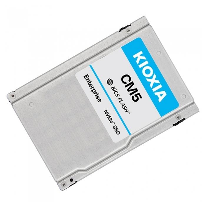 """SSD диск 6.4ТБ 2.5"""" Toshiba """"KIOXIA CM5-V"""" KCM51VUG6T40"""