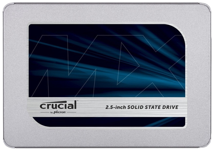 "SSD диск 2ТБ 2.5"" Crucial ""MX500"" CT2000MX500SSD1"