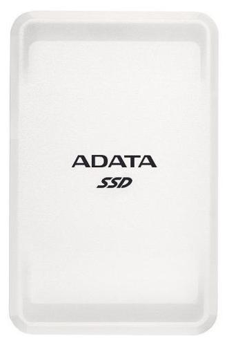 """Внешний SSD диск 1ТБ ADATA """"SC685"""" ASC685-1TU32G2-CWH, белый"""