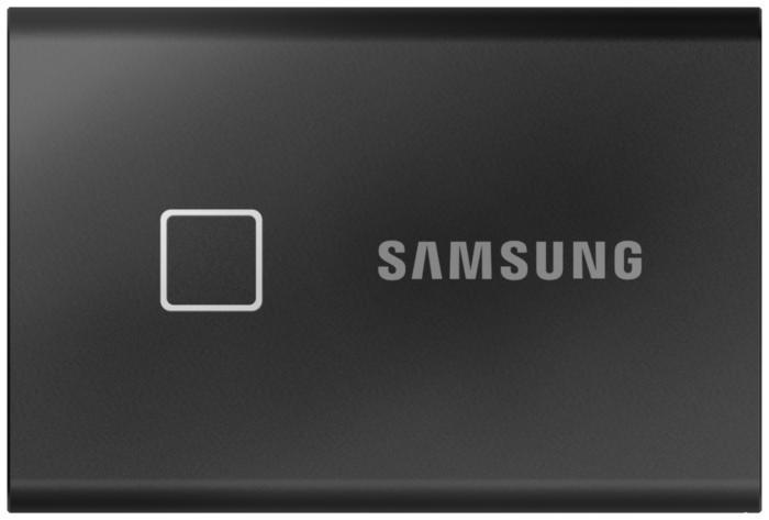 """Внешний SSD диск 500ГБ Samsung """"T7"""" MU-PC500K/WW, черный"""