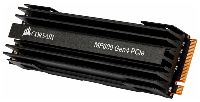 "SSD диск 2ТБ M.2 Corsair ""MP600 CORE"" CSSD-F2000GBMP600COR"