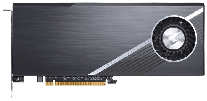 "SSD диск 2ТБ GIGABYTE ""AORUS RAID GP-ASACNE2200TTTDA"""