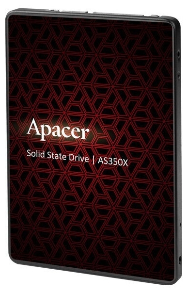 """SSD диск 256ГБ 2.5"""" Apacer """"Panther AS350X"""" AP256GAS350XR-1"""