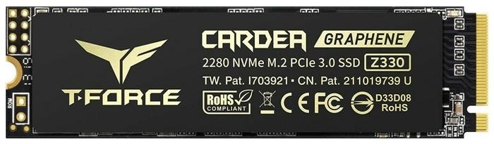 "SSD диск 1ТБ M.2 Team Group ""CARDEA ZERO Z330 Gaming"" TM8FP8001T0C311"