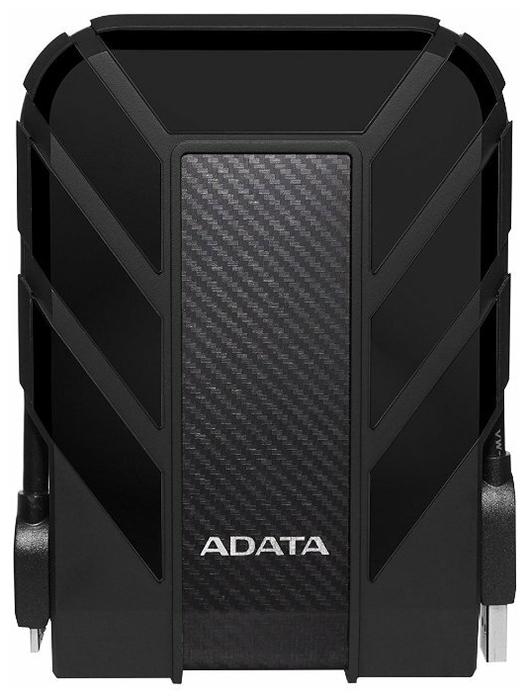 """Внешний жесткий диск 1ТБ 2.5"""" ADATA """"HD710 Pro"""" AHD710P-1TU31-CBK, черный"""