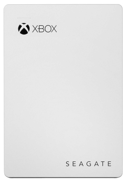"Внешний жесткий диск 4ТБ 2.5"" Seagate ""Game Drive STEA4000407"", белый"
