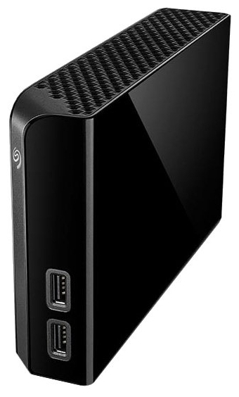 "Внешний жесткий диск 12ТБ Seagate ""Backup Plus Hub STEL12000400"", черный"