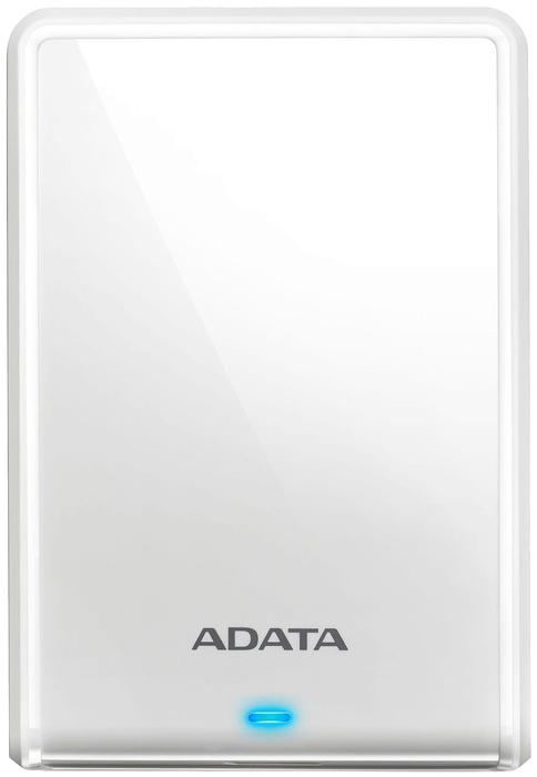 "Внешний жесткий диск 2ТБ 2.5"" ADATA ""HV620S"" AHV620S-2TU31-CWH, белый"