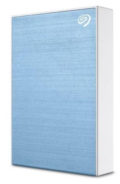 """Внешний жесткий диск 5ТБ 2.5"""" Seagate """"One Touch"""" STKC5000402, синий"""