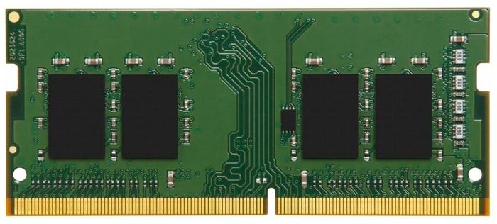 "Модуль оперативной памяти SO-DIMM 4ГБ DDR4 SDRAM Kingston ""ValueRAM"" KVR32S22S6/4"