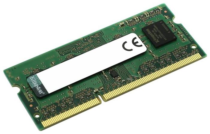 """Модуль оперативной памяти SO-DIMM 4ГБ DDR3L SDRAM Kingston """"ValueRAM"""" KVR16LS11/4WP"""