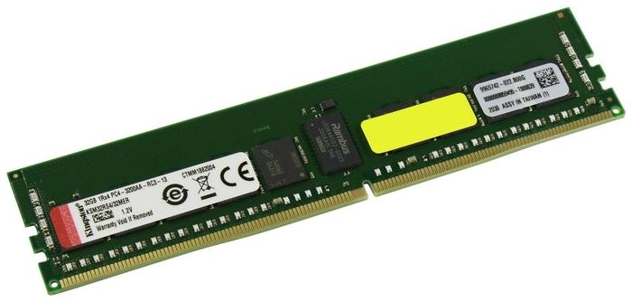 Модуль оперативной памяти DIMM 32ГБ DDR4 SDRAM Kingston KSM32RS4/32MER