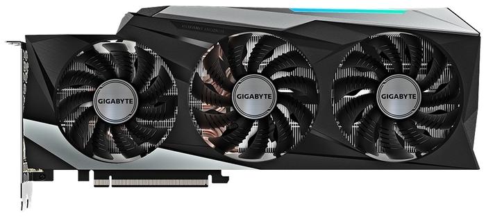 "Видеокарта GIGABYTE ""GeForce RTX 3080 GAMING OC 10G 2.0 LHR"" GV-N3080GAMING OC-10GD 2.0"