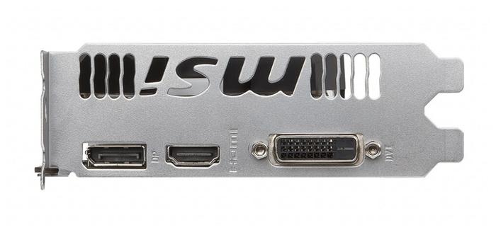 "null Видеокарта MSI ""GeForce GTX 1050 Ti 4GT OCV1"" . null."