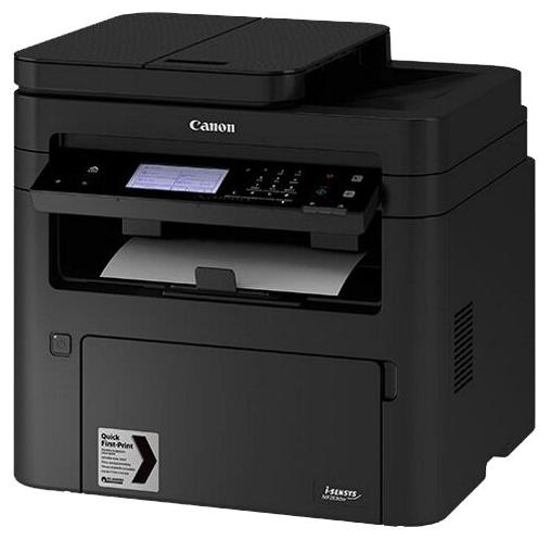 """Многофункциональное устройство Canon """"i-SENSYS MF269dw"""" A4, лазерный, принтер + сканер + копир + факс, ЖК, черный"""