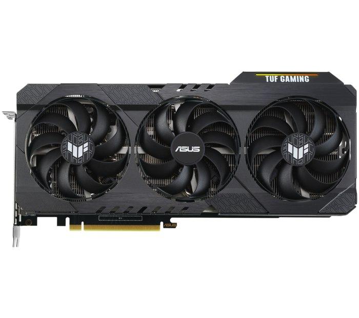 "Видеокарта ASUS ""GeForce RTX 3060 V2"" TUF-RTX3060-O12G-V2-GAMING"