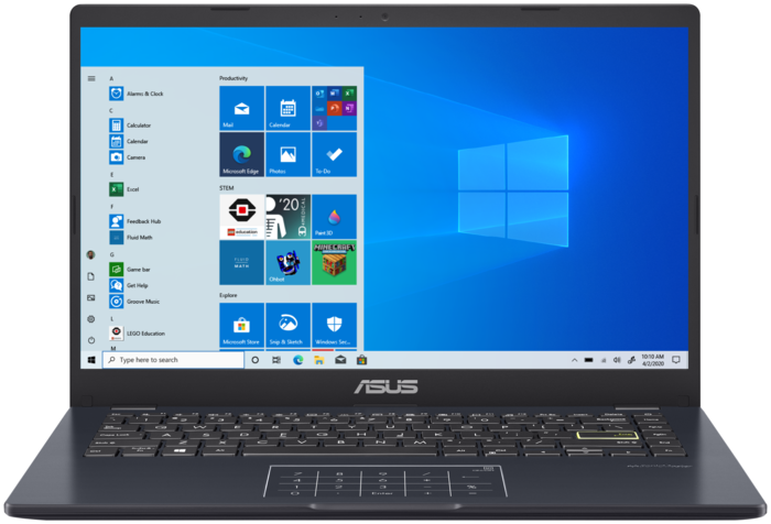 "Ноутбук ASUS ""E410MA-EB338T"" 90NB0Q11-M19650"